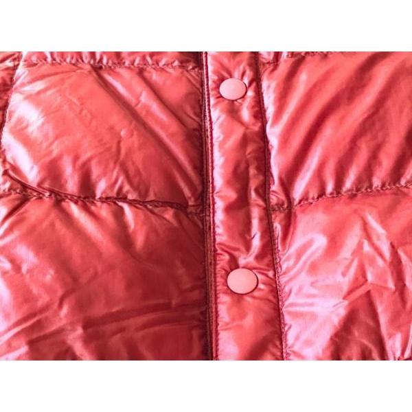 モンベル mont-bell ダウンジャケット サイズXS メンズ - レッド 半袖/春/秋 新着 20210126|brandear|06