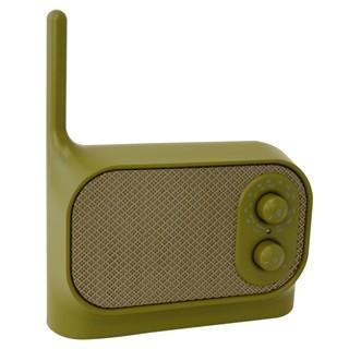 訳あり 特価品 海外仕様 レクソン LEXON レクソン AM FM ラジオ RADIO LA42 GREEN グリーン brandechoice