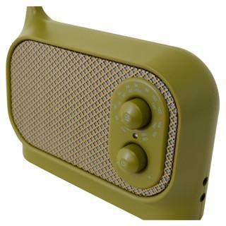 訳あり 特価品 海外仕様 レクソン LEXON レクソン AM FM ラジオ RADIO LA42 GREEN グリーン brandechoice 02
