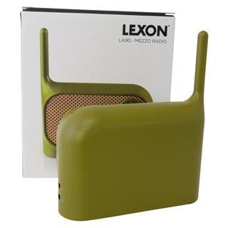 訳あり 特価品 海外仕様 レクソン LEXON レクソン AM FM ラジオ RADIO LA42 GREEN グリーン brandechoice 04