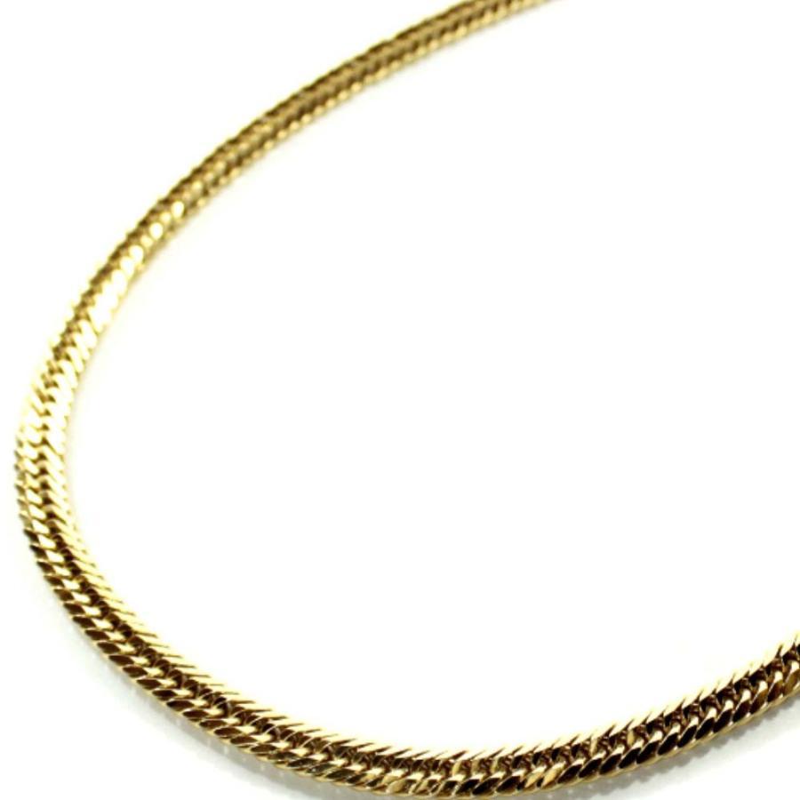 偉大な ノーブランド 喜平 6面 トリプル ネックレス メンズ K18イエローゴールド ジュエリー ゴールド  送料無料, BRILLER yu&me e055498f
