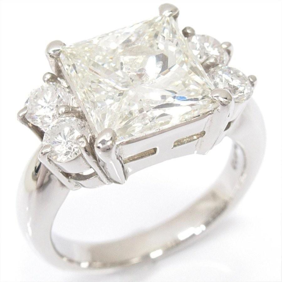 【高価値】 ジュエリー ダイヤモンドリング 指輪 ジュエリー ランクA PT900 プラチナxダイヤモンド(4.254ct 指輪/0.71ct) ランクA 11号, 太鼓センターオンラインショップ:934a0efd --- airmodconsu.dominiotemporario.com