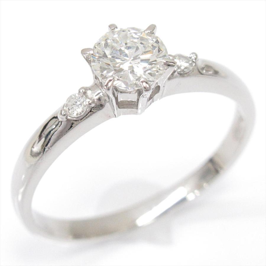 2019超人気 ジュエリー ダイヤモンドリング 指輪 PT850 プラチナxダイヤモンド(0.39/0.03ct) ランクA 10号, i.axe 2f6c7c28