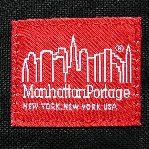 マンハッタンポーテージ Manhattan Portage ショルダーバッグ Casual Messenger XS メッセンジャーバッグ ブラック 1603 BLACK|brandol-s|06
