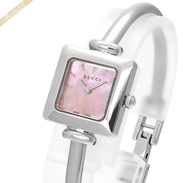 47971c557a37 グッチ GUCCI レディース腕時計 1900 20mm ピンクパール YA019519 [在庫 ...