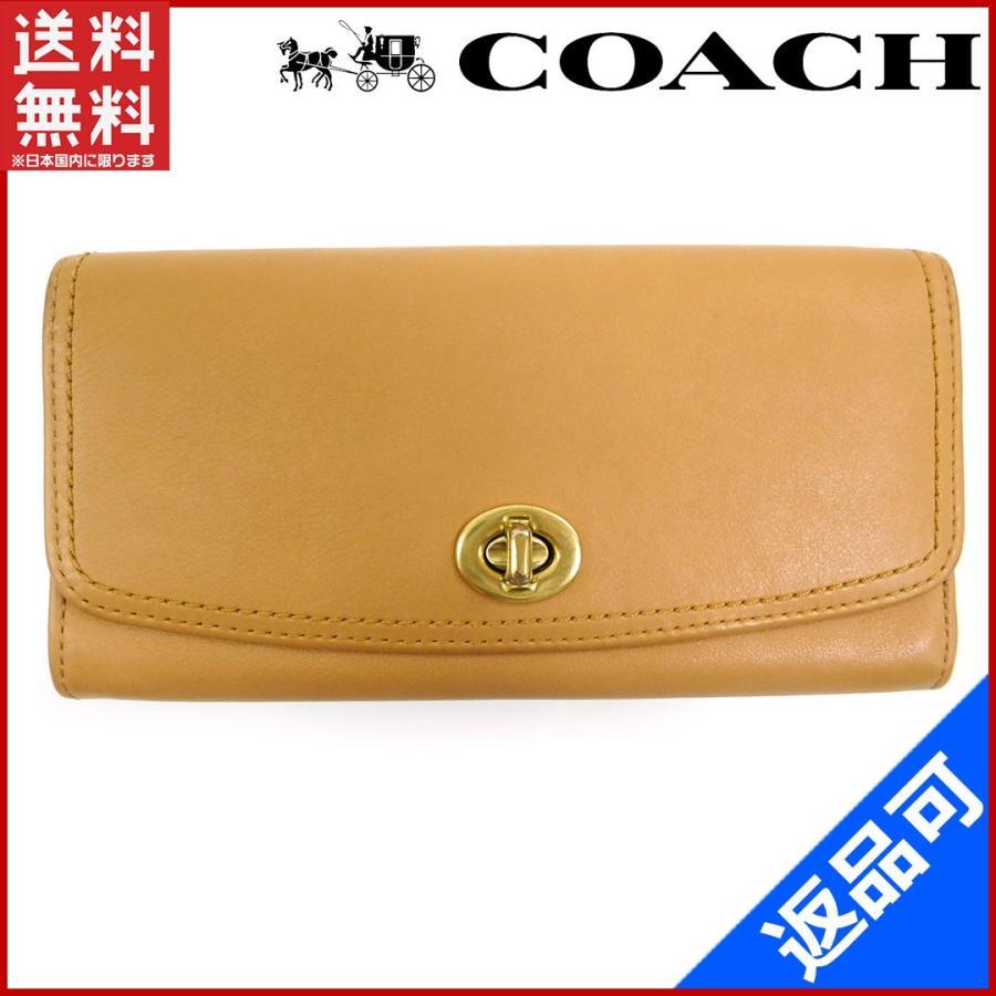 quality design c7646 ce3ed コーチ COACH 財布 長財布 長財布 中古 中古 財布 X15506 ...