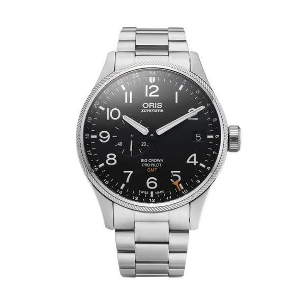 【超ポイントバック祭】 ORIS オリス 748 7710 4164M Big Crown 7710 ProPilot 腕時計 海外正規品 メンズ 腕時計 Automatic Metal Watch 海外正規品 44mm, インテリア家具 KOZUM+i:cca76af4 --- airmodconsu.dominiotemporario.com
