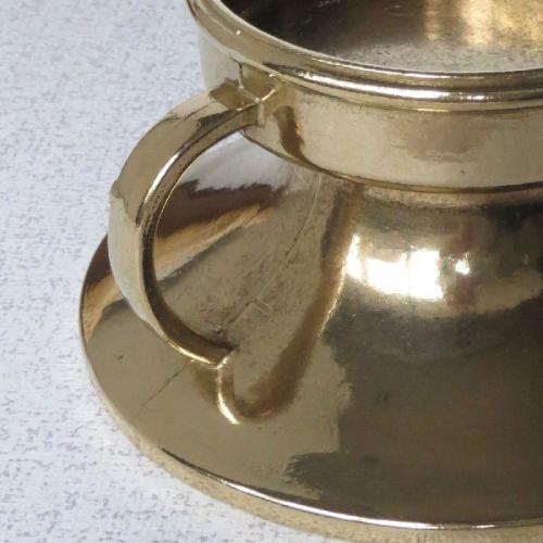 37%off 燭台1灯ピアット 真鍮製品金色 ブラス イタリア製アンティーク調雑貨キャンドルスタンド brass-alivio 03