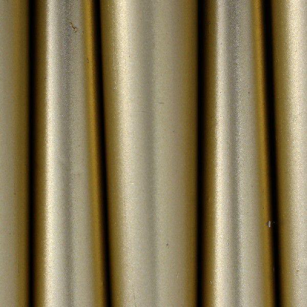 テーパーキャンドル12インチ ろうそく  ゴールド|brass-alivio|02
