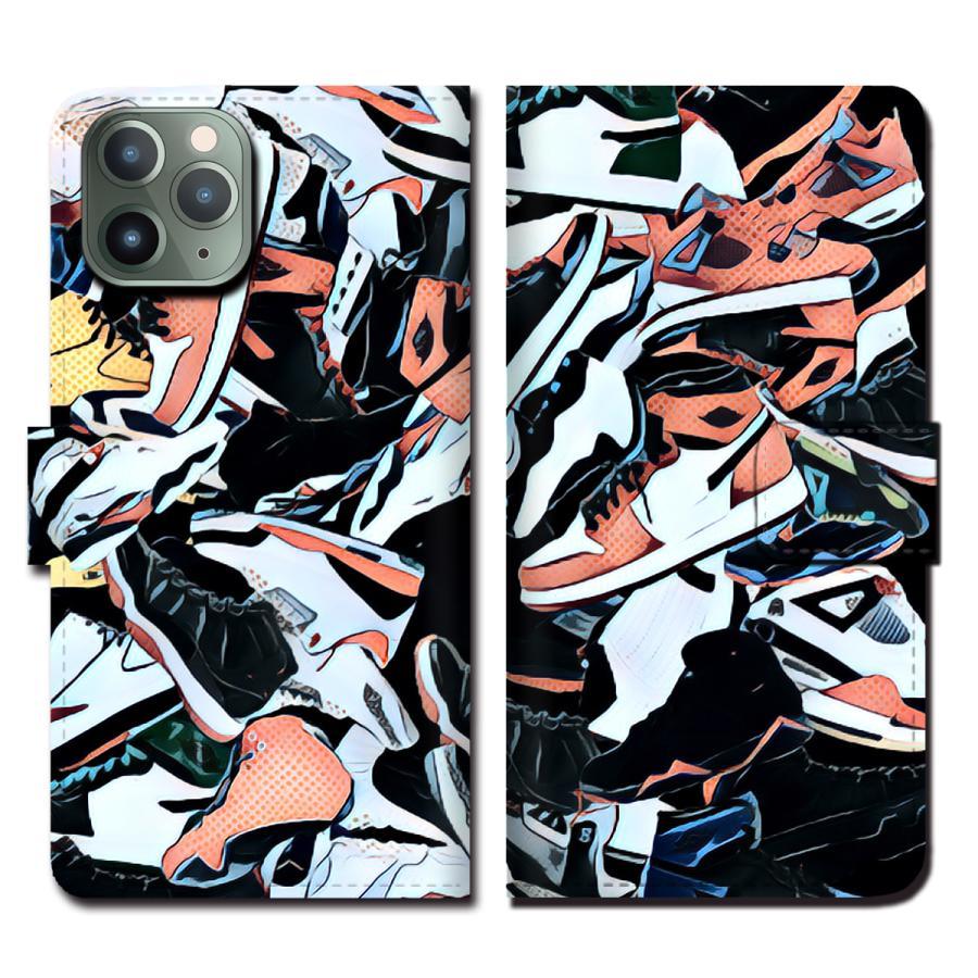 iphone12 mini pro max 11 手帳型 ケース iphone se 第2世代 アイフォン XR XS X 8 7 plus スマホ カバー NIKE ナイキ スニーカー ジョーダン ダンク NBA|brave-sports|02