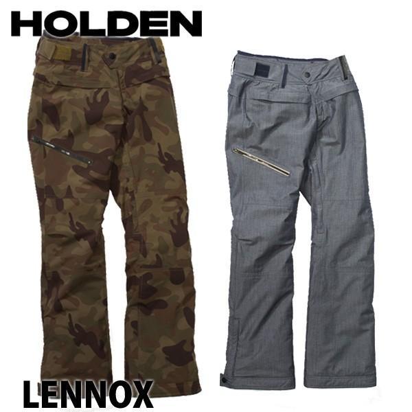 18-19 HOLDEN/ホールデン LENNOX pant レディース スノーウェア パンツ スノーボードウェア 2019 型落ち