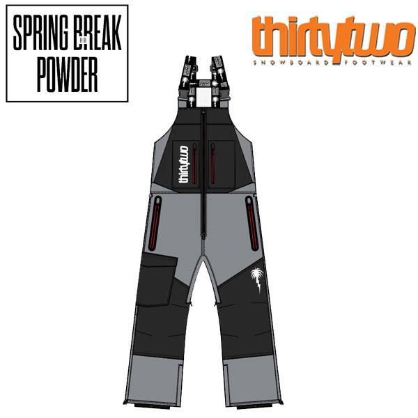 19-20 THIRTYTWO/サーティーツー ALPHA PANTS メンズ スノーウェア パンツ スノーボードウェア 予約商品 2020