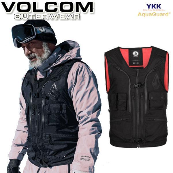 19-20 VOLCOM/ボルコム IGUCHI SLACK vest メンズ レディース ザック ベスト バックパック スノーボードウェア 予約商品 2020