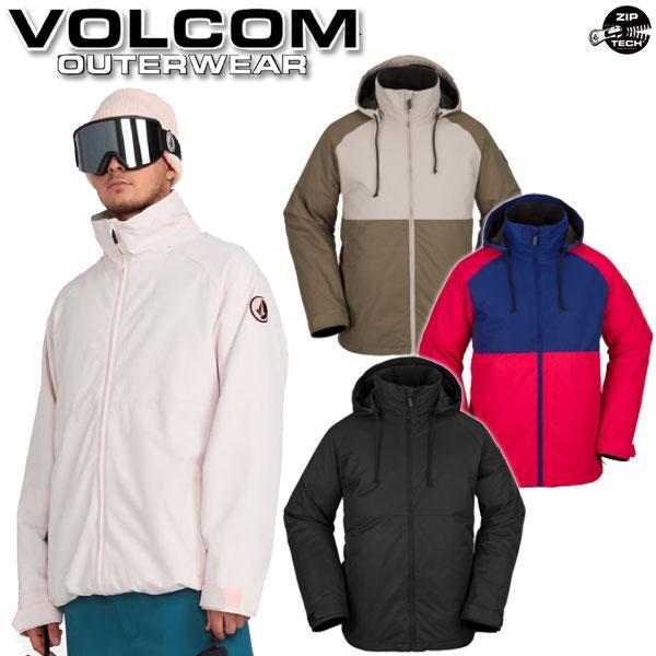 20-21 VOLCOM ボルコム DEADLYSTONES INS jacket スピード対応 全国送料無料 メンズ 2021 スノーボードウェア スノーウェアー レディース ジャケット 爆安