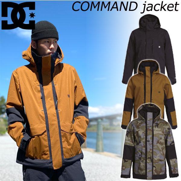 品質一番の 19-20 DC SHOE/ディーシー COMMAND jacket メンズ スノーウェア ジャケット スノーボードウェア 2020, きねつき餅 餅人 40672e2a