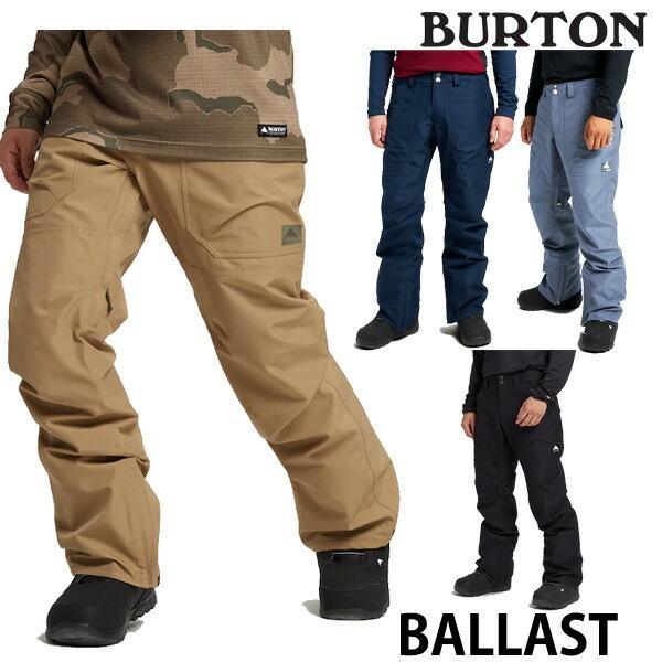 18-19 BURTON/バートン GORE-TEX BALLAST pant メンズ スノーウェア パンツ スノーボードウェア 2019 型落ち