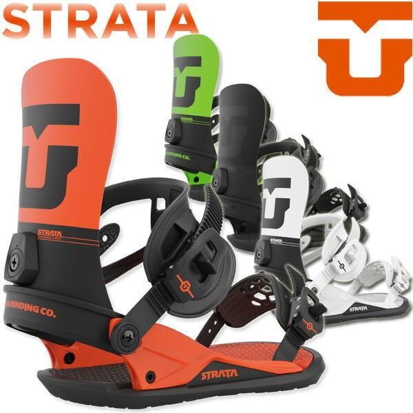 21-22 UNION ユニオン STRATA ストラータ メンズ バインディング ビンディング 予約商品 開店記念セール レディース スノーボード 2022 即出荷