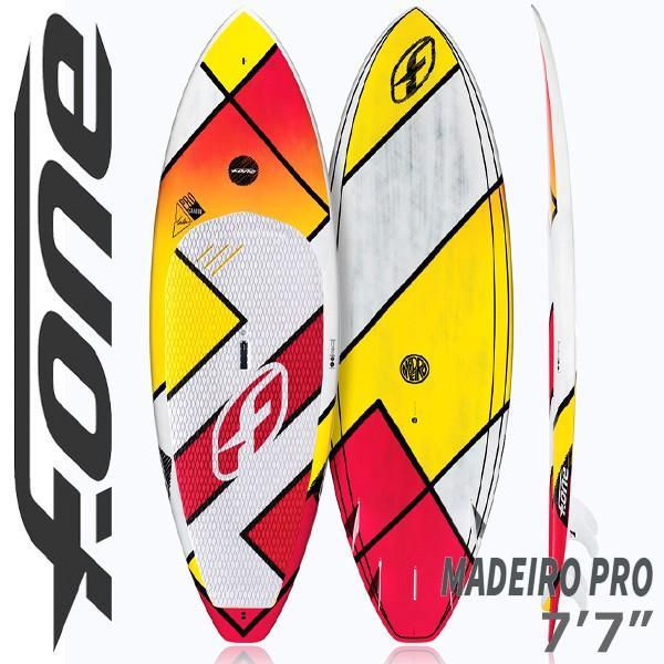 激安正規  スタンドアップパドルボード SUP F-ONE/ エフワン SUP MADEIRO PRO 7'7×27 F-ONE 85L MADEIRO 営業所止め, 小国町:2830cb08 --- airmodconsu.dominiotemporario.com