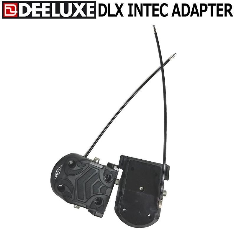 即出荷 DEELUXE ディーラックス DLX Intec 全商品オープニング価格 Adapter スノーボード F2インテック規格 ビンディングパーツ 全品送料無料 アルペン インテックアダプター 2021