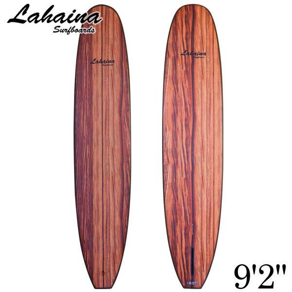 最上の品質な サーフボード ラハイナ/LAHAINA 9'2 L19 ロングボード バンブー クラシック 営業所止め 送料無料, 岩室村 253cefd2