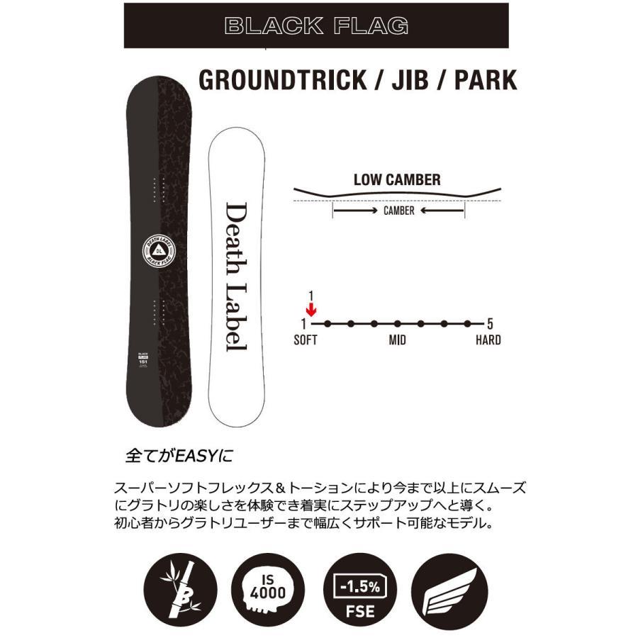 【BLACK FLAG 】 ( デスレーベル ) ブラックフラッグ 予約販売品 snow board スノーボード 18-19 DEATH LABEL 板