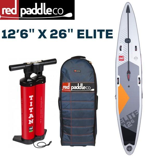 贅沢屋の 予約商品 2020 2020 RED PADDLE ELITE 12'6
