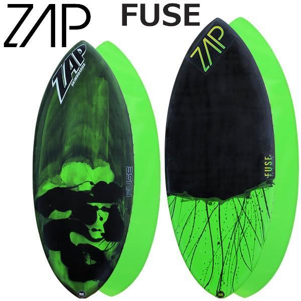 最も優遇 スキムボード ZAP ザップフューズプロモデル FUSE MODEL Sサイズ Mサイズ 中上級者向け, オガノマチ cb998199
