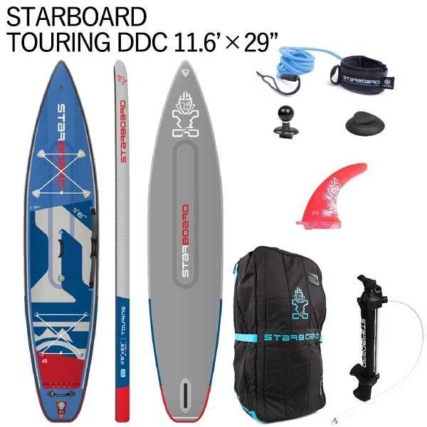 選ぶなら 予約商品 2020 STARBOARD デラックス DELUXEダブルチャンバー SUP TOURING 11'6 X 29 スターボード 29 デラックス SUP インフレータブル パドルボード サップ, ビビトレク雑貨:f767037a --- airmodconsu.dominiotemporario.com