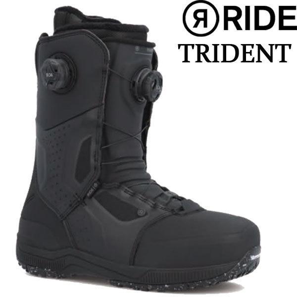 19-20 RIDE/ライド TRIDENT トライデント フォーカスボア メンズ レディース ブーツ スノーボード 予約商品 2020