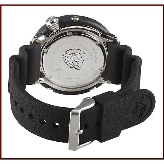 SEIKO セイコー ソーラー時計 PROSPEX プロスペックス ダイバーズウォッチ メンズ腕時計 ブラックラバーベルト 海外モデル SNE541P1|bright-bright|03