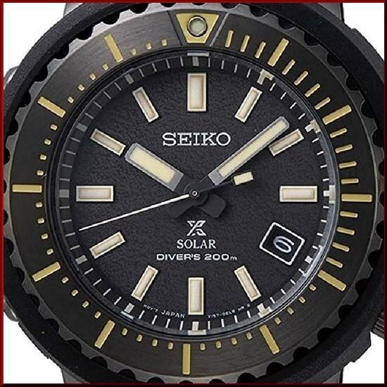 SEIKO セイコー ソーラー時計 PROSPEX プロスペックス ダイバーズウォッチ メンズ腕時計 グリーンラバーベルト 海外モデル SNE543P1|bright-bright|04