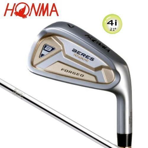 本間ゴルフ(ホンマ) ベレス KIWAMI フォージドアイアン 単品(#4) N.S.PRO 950GH スチールシャフト [HONMA BERES KIWAMI FORGED IRON N.S.PRO 950GH STEEL SHAFT]