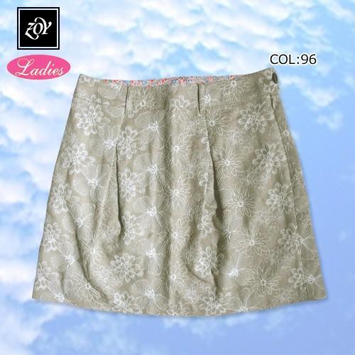 【ゾーイ】【ZOY】071-576317 レディース スカート