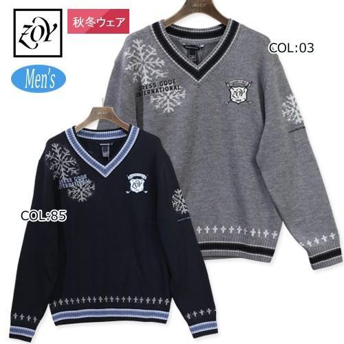 ゾーイ ZOY 071484735 メンズ ウェア セーター