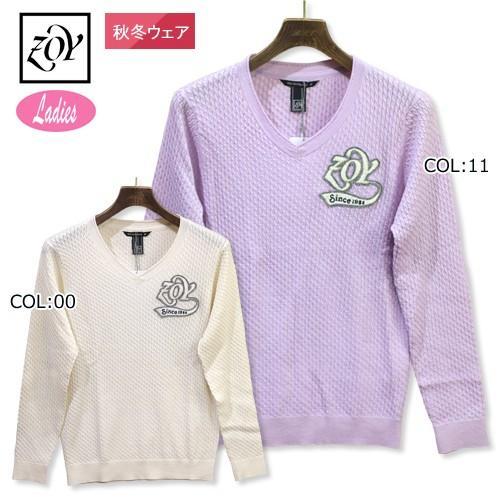 ゾーイ ZOY 071684716 レディース ウェア セーター