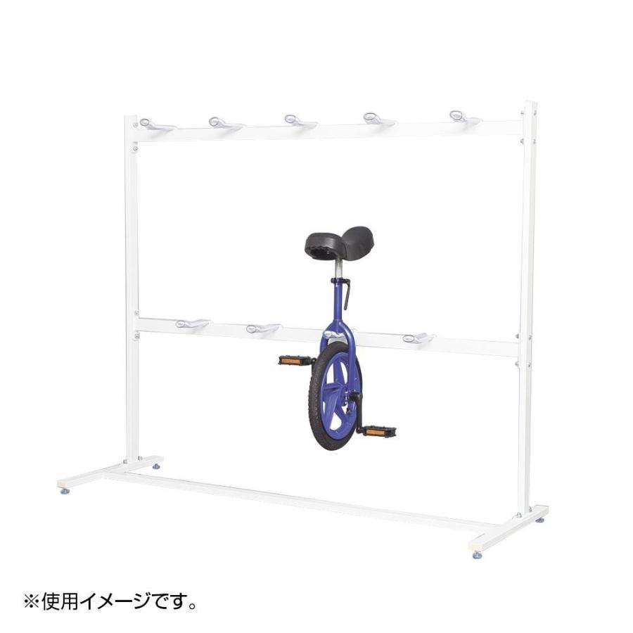 【爆売り!】 組立式 一輪車整理台99 A-248, ニュウグン f7a3688e