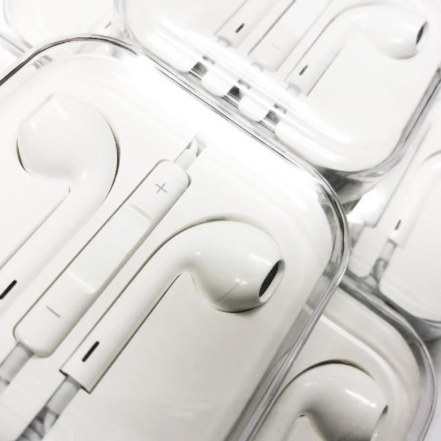 Apple iPhone 純正 イヤホン マイク Earpodsタイプ バルク品 わけあり品 純正同等コントロール可 3.5mmオーディオプラグ 送料無料|brillerjapan|04