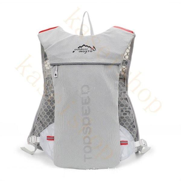 ランニングバッグ リュック 撥水加工 ハイドレーション サイクリングバッグ サイクルバッグ アウトドア 大容量 ジョギング 超軽量 ユニセックス バッグ|brilliantendless|04
