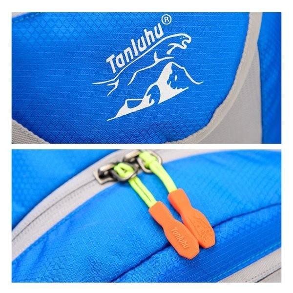 リュックサック メンズ レディース ランニングバッグ 軽量 アウトドア バッグ マラソン サイクリング 大容量 カジュアル 給水ポケット付き 撥水加工 旅行 登山 brilliantendless 12