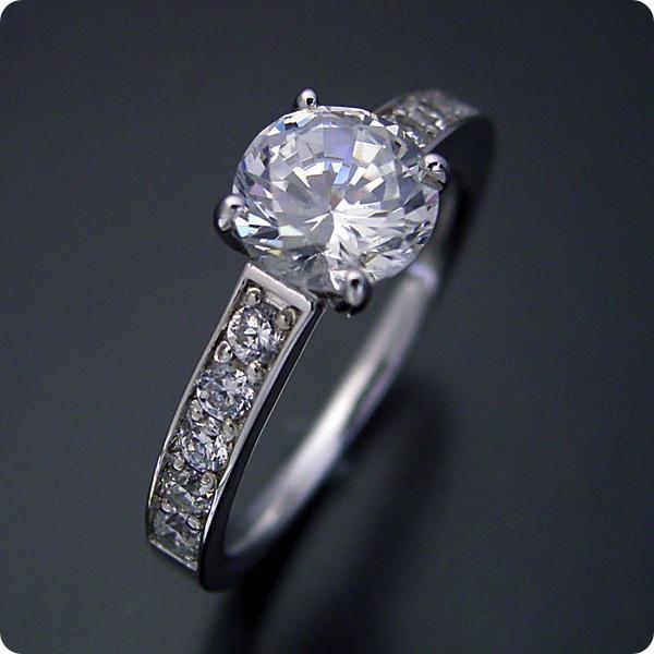 【70%OFF】 婚約指輪1カラット1ctダイヤモンドエンゲージリングジュエリーブライダルプラチナ結婚指輪マリッジリング1ct版:ブランドジュエリーのエンゲージリン, メンズコスメのザス:de2c3503 --- airmodconsu.dominiotemporario.com