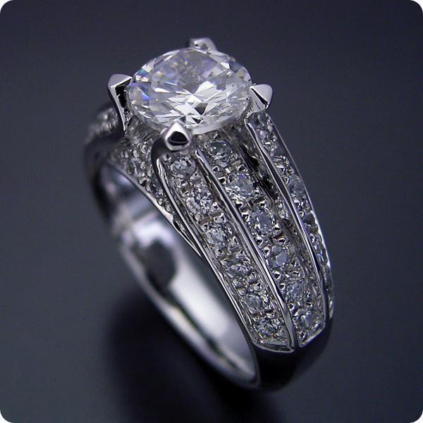 驚きの値段で 婚約指輪ダイヤモンド1ct1カラットエンゲージリングプラチナブライダル結婚指輪マリッジリング受注生産品物凄く豪華な「極(きわみ)」の婚約指輪Fカラ, Medayful メデル:33d6f07c --- airmodconsu.dominiotemporario.com