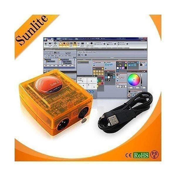 Nicolaudie Sunlite DMXコントロールシステム SUITE2-BC