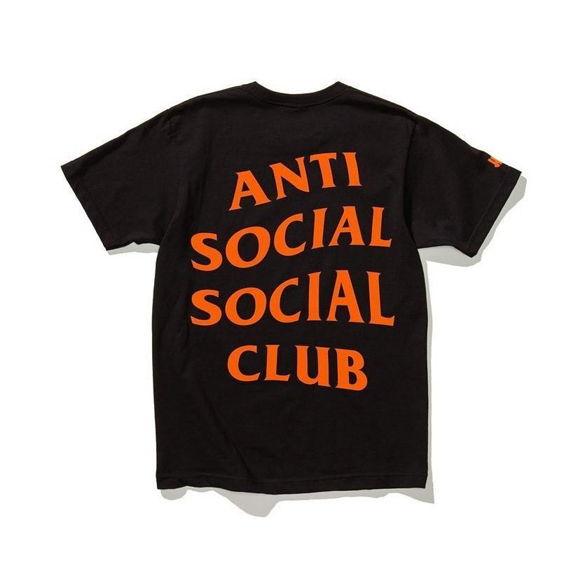 Anti Social Social Club Tシャツ レディース メンズ 半袖 アンチソーシャルソーシャルクラブ Undefeated PARANOID TEE アンディフィーデット PARANOID-T-B|bros|03