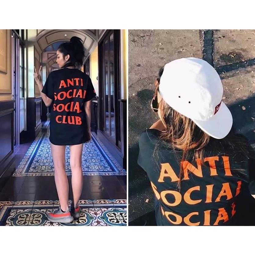 Anti Social Social Club Tシャツ レディース メンズ 半袖 アンチソーシャルソーシャルクラブ Undefeated PARANOID TEE アンディフィーデット PARANOID-T-B|bros|05