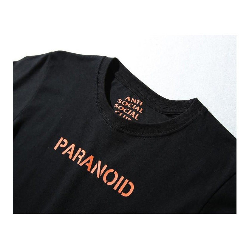 Anti Social Social Club Tシャツ レディース メンズ 半袖 アンチソーシャルソーシャルクラブ Undefeated PARANOID TEE アンディフィーデット PARANOID-T-B|bros|06