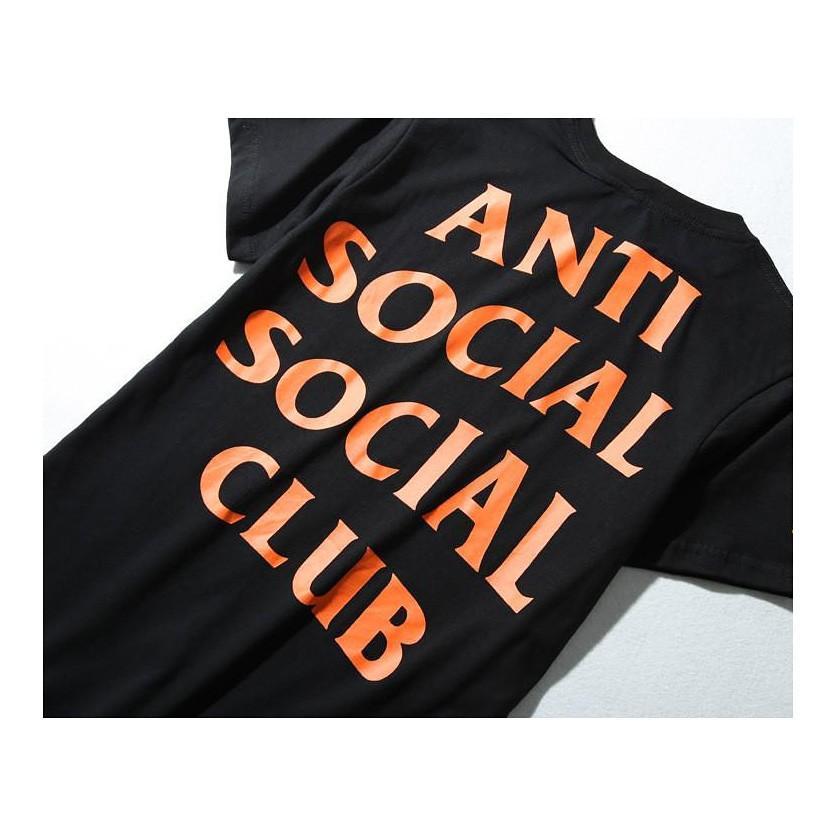 Anti Social Social Club Tシャツ レディース メンズ 半袖 アンチソーシャルソーシャルクラブ Undefeated PARANOID TEE アンディフィーデット PARANOID-T-B|bros|08