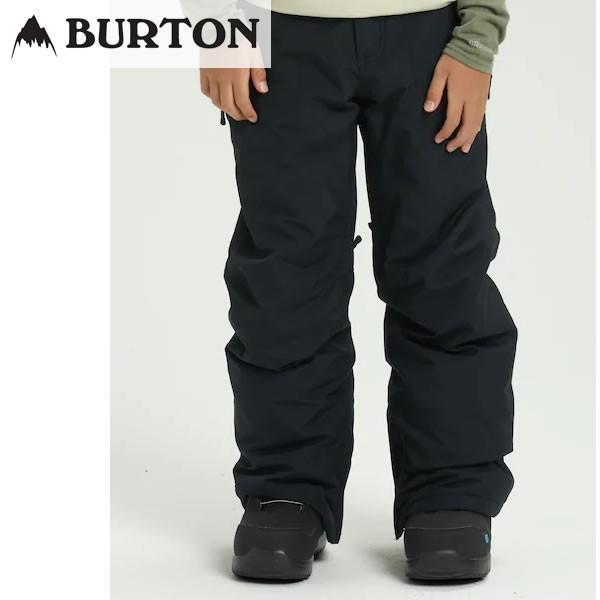 18-19 子供用 BURTON パンツ GORE-TEX Stark Pant 18916101:True 黒 正規品/バートン/スノーボードウエア/ジュニア/キッズ/snow