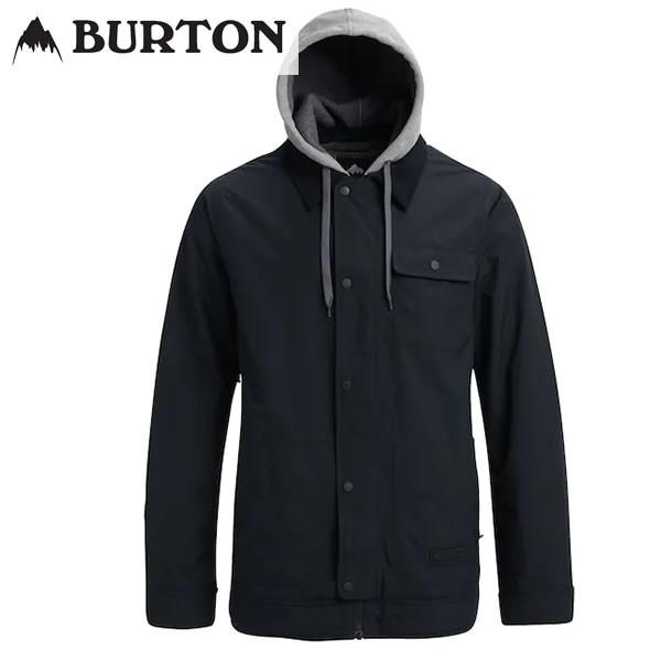 18-19 BURTON ジャケット GORE-TEX Dunmore Jacket 20550100: True 黒 正規品/バートン/スノーボードウエア/ウェア/メンズ/snow