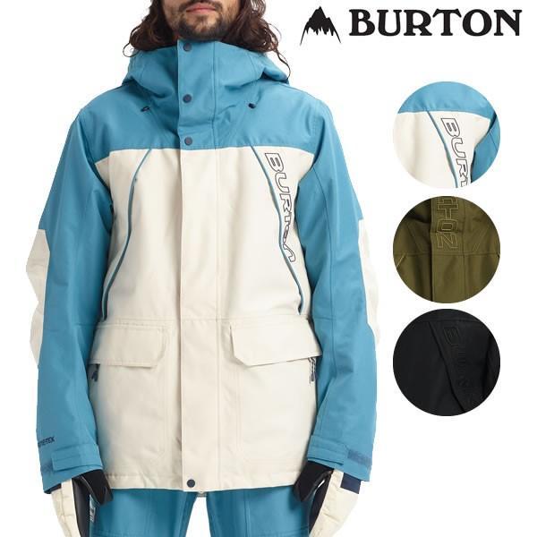 19-20 BURTON ジャケット Gore-Tex Breach Jacket 21433100: 正規品/メンズ/スノーボードウエア/ウェア/バートン/スノボ/snow
