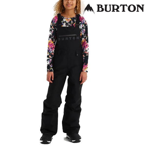 公式サイト 19-20 子供用 BURTON パンツ GORE-TEX Stark Stark Bib Bib BURTON Pant 21440100:True Black 正規品/バートン/スノーボードウエア/ジュニア/キッズ/snow, ナンセイチョウ:688f5cba --- airmodconsu.dominiotemporario.com
